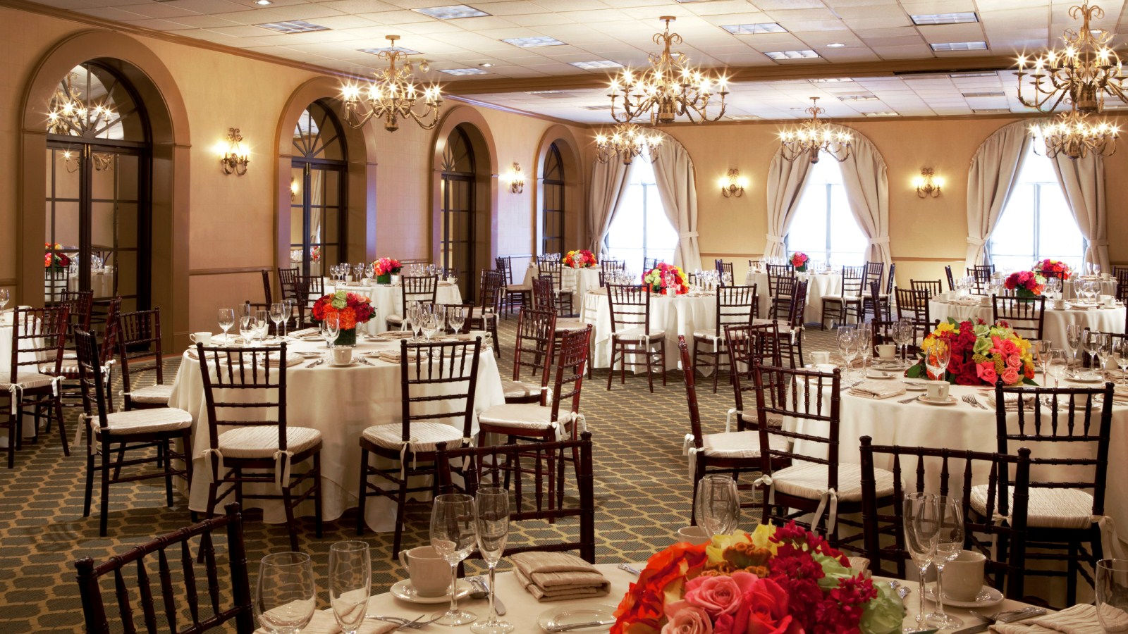 Pasadena Meeting Space - Ballroom