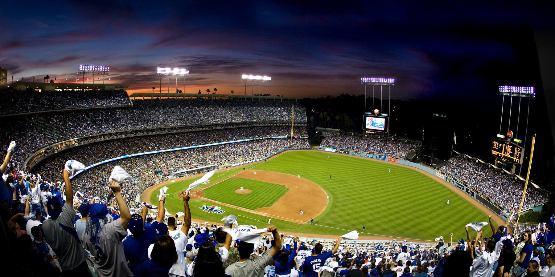 Things to do in Pasadena - Dodger Stadium