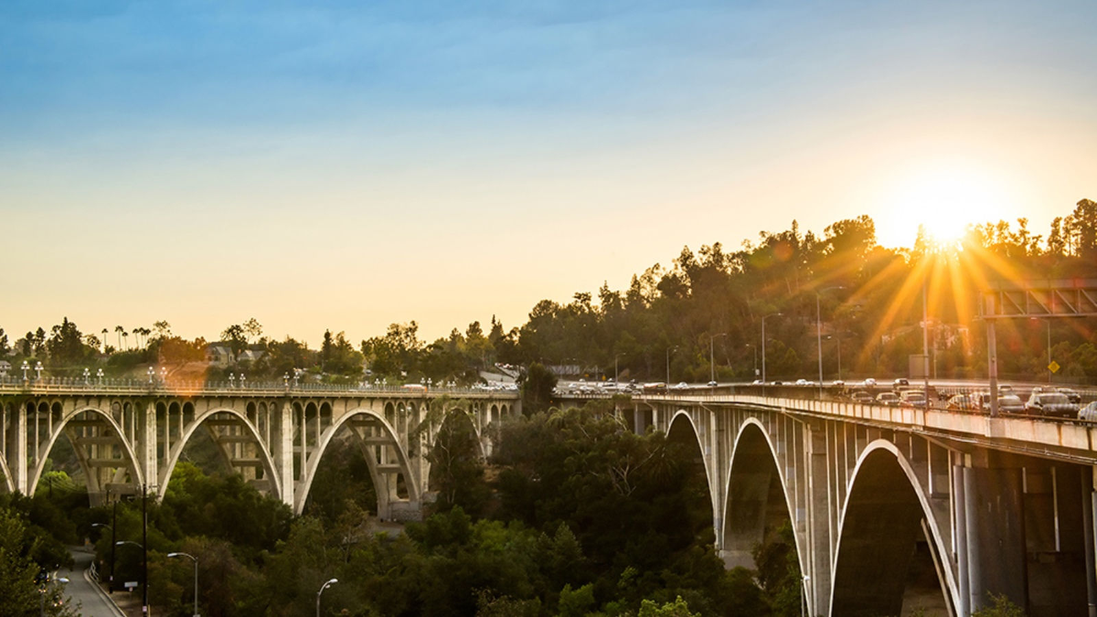 Things to do in Pasadena - Colorado Street Bridge